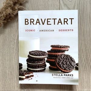 Other - Bravetart- Iconic American Desserts Recipe book
